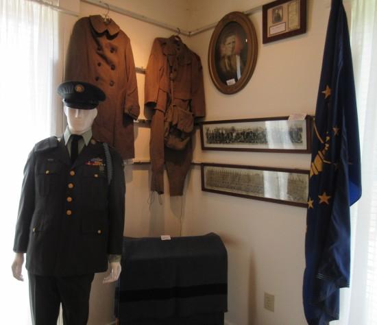 war uniforms!