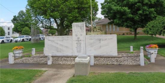 war memorial.