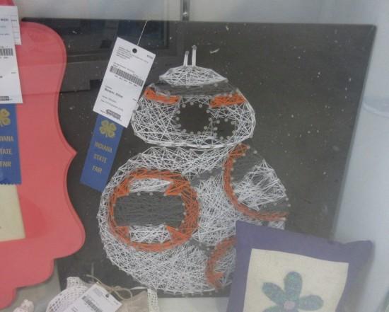 BB-8 string!