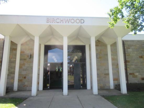 Birchwood Mausoleum!