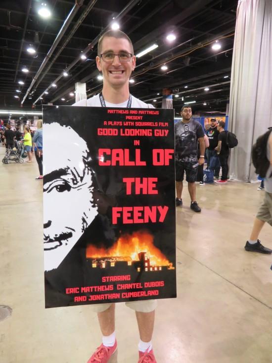 Call of the Feeny!
