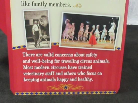 circus disclaimer!