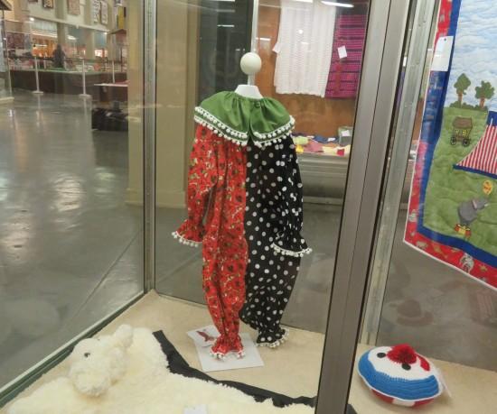 clown costume!