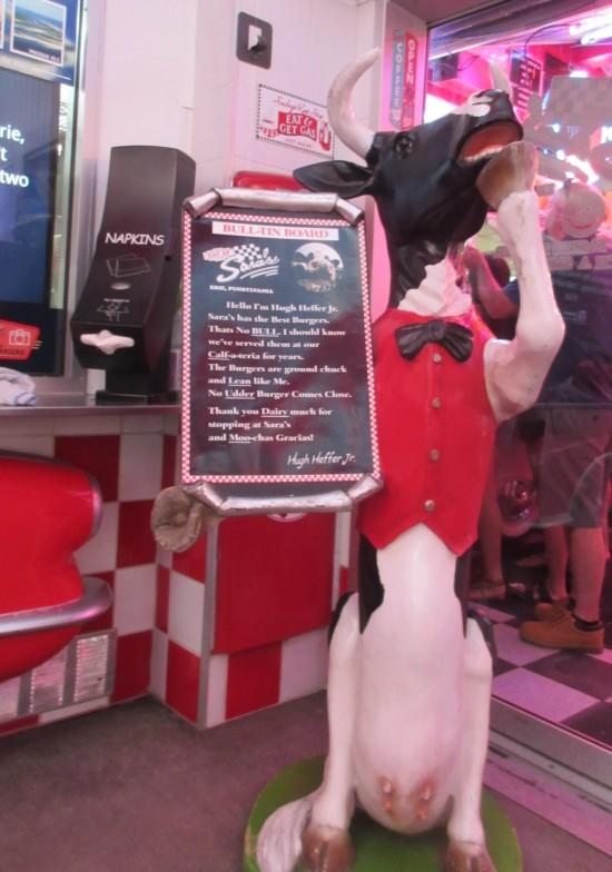 cow butler!