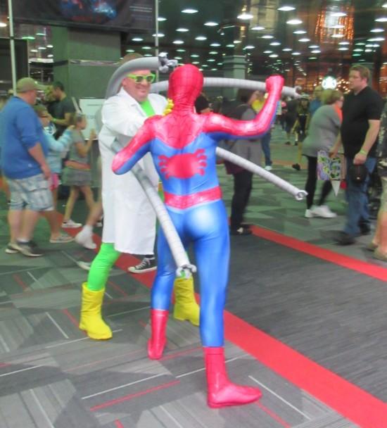 Doc Ock vs. Spidey!