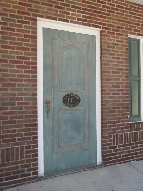 fake door!