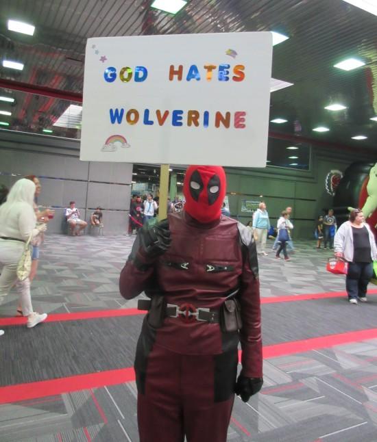 GOD HATES WOLVERINEpool!