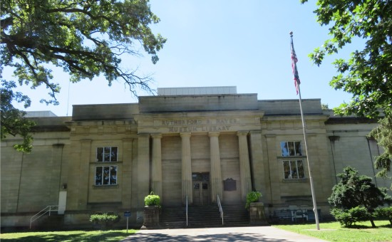 Hayes Museum & Library!
