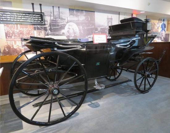 Hayes wagon!
