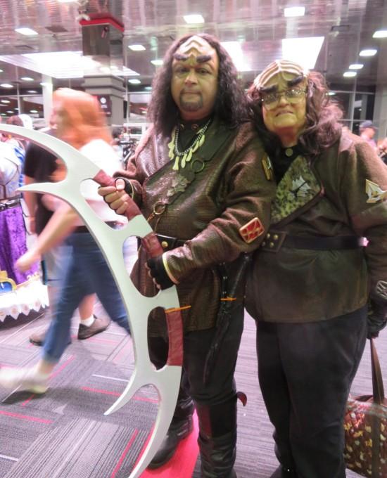 Klingons!