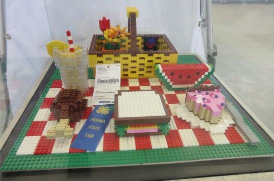 Lego picnic!