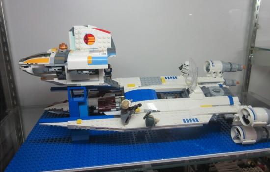 Lego spaceship!