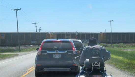 Ohio train!