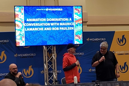 Paulsen and LaMarche!