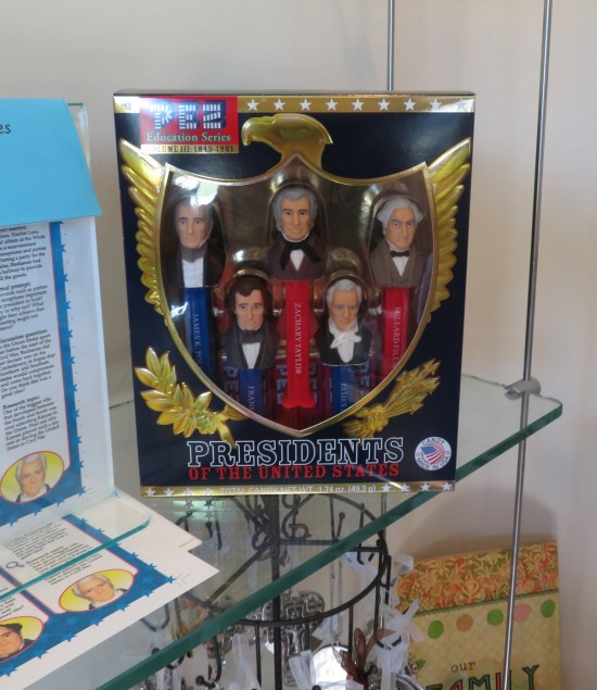 President Pez Dispensers!