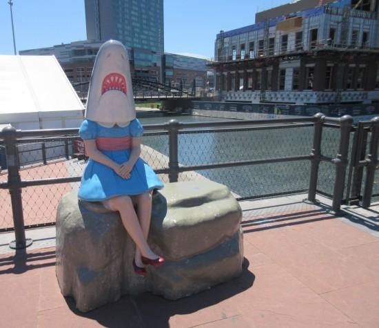 Shark Girl!