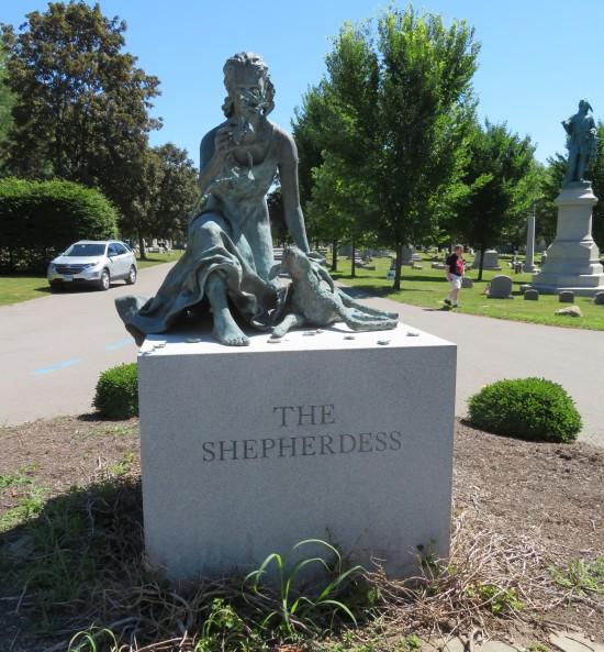 Shepherdess!