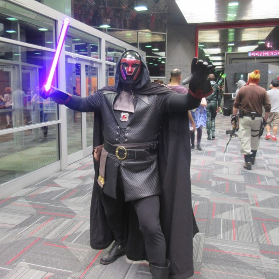 Sith dude 1!