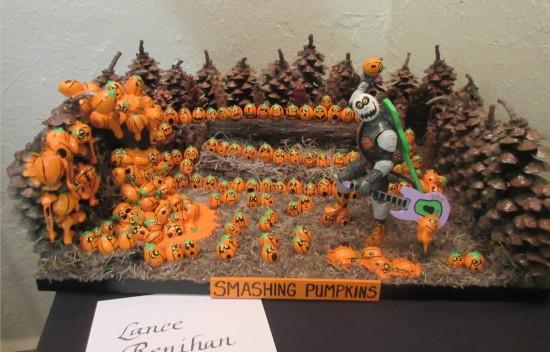 Smashing Pumpkins!