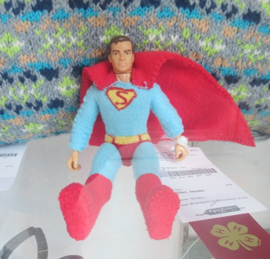 Superman PJs!