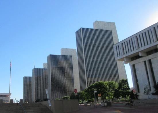 Agency Buildings 1-4!