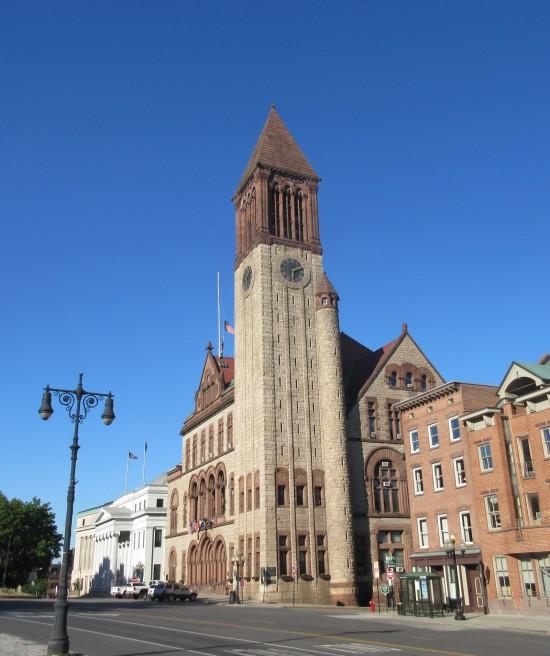 Albany City Hall!
