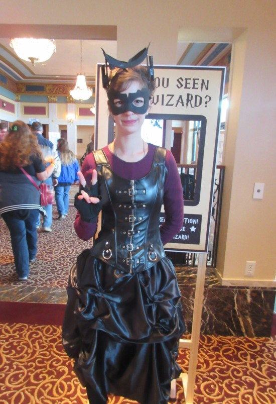 Catwoman!
