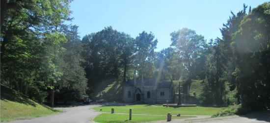 chapel and crematory!
