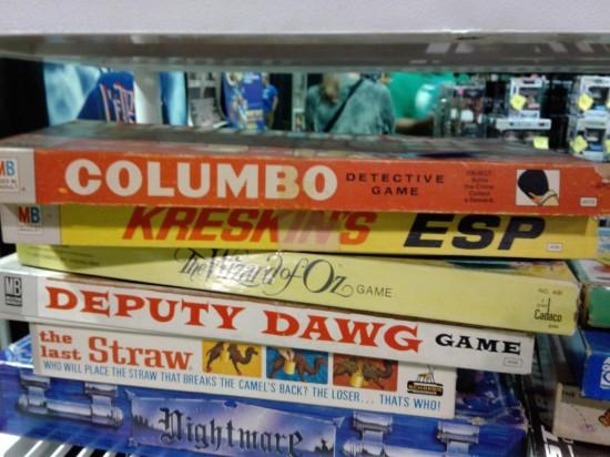 Columbo board game!