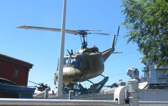 UH-1 Huey!