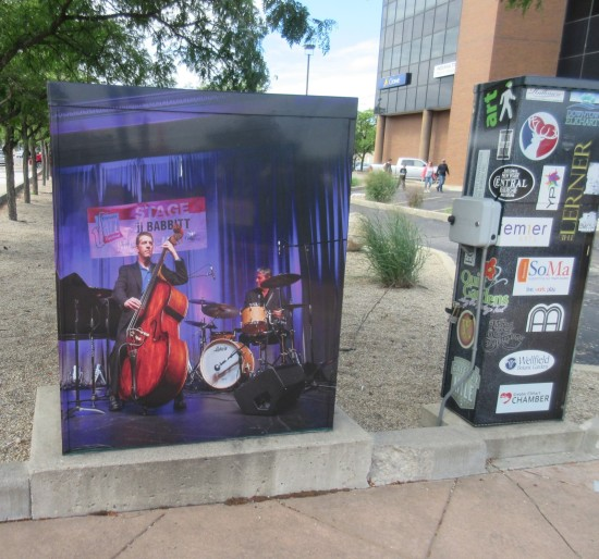 jazz box!
