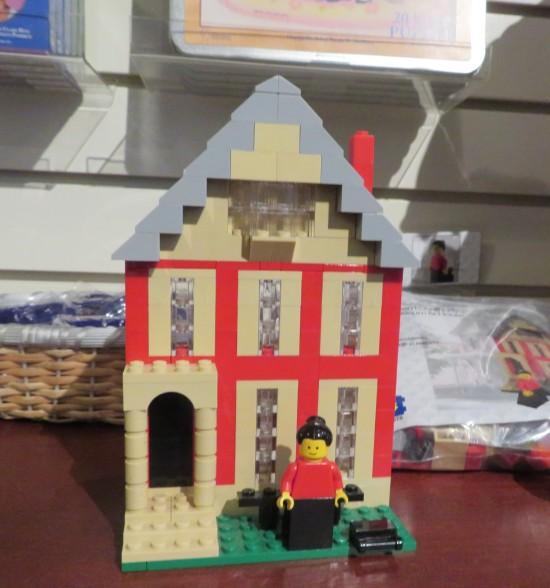 Lego SBA!