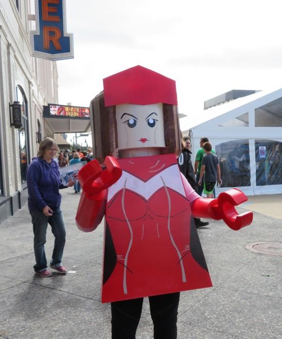 Lego Scarlet Witch!