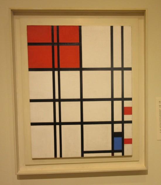 Mondrian No. 7!