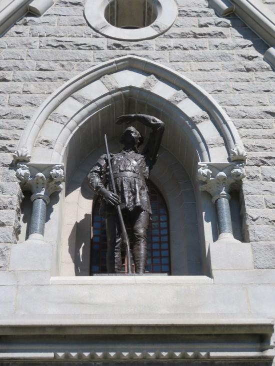 monument Morgan!