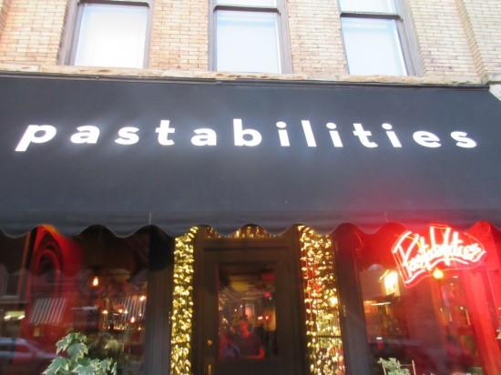 Pastabilities!