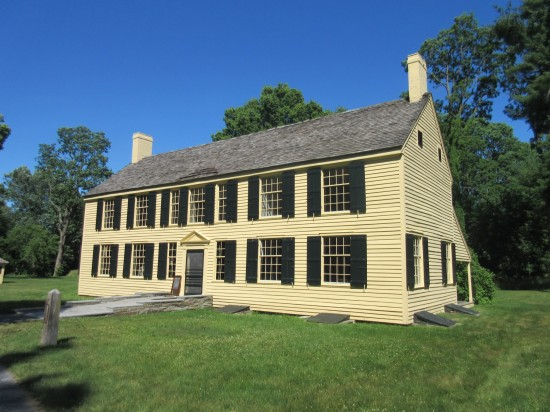 Philip Schuyler House!