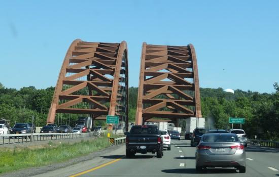 Thaddeus Kosciuszko Bridge!