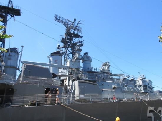 USS Little Rock!
