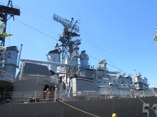 USS Little Rock!