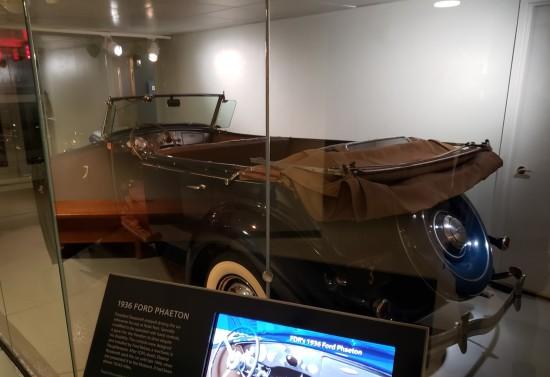 1936 Ford Phaeton!