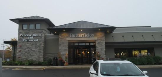 Butterfields!