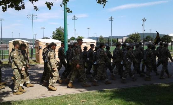cadets!