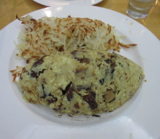 California Medjool Date Omelette!