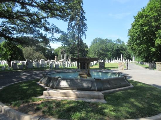 Anderson Fountain.