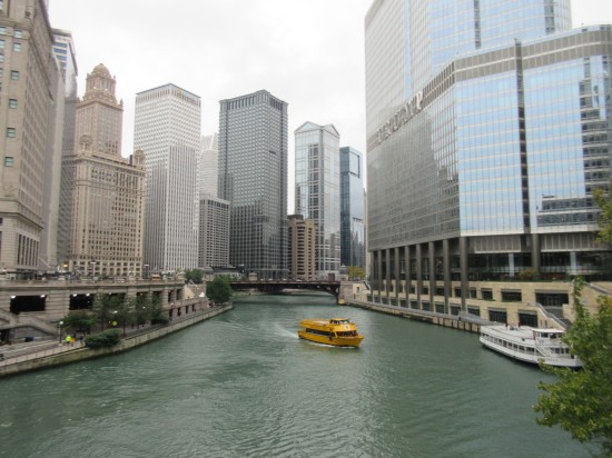 Chicago River!