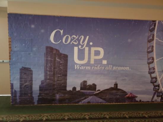Cozy Up!