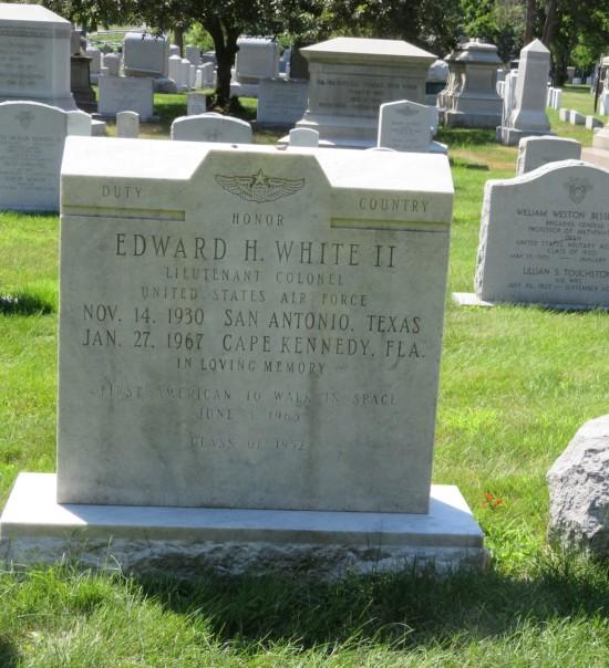 Edward H. White!