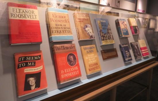Eleanor Roosevelt books!