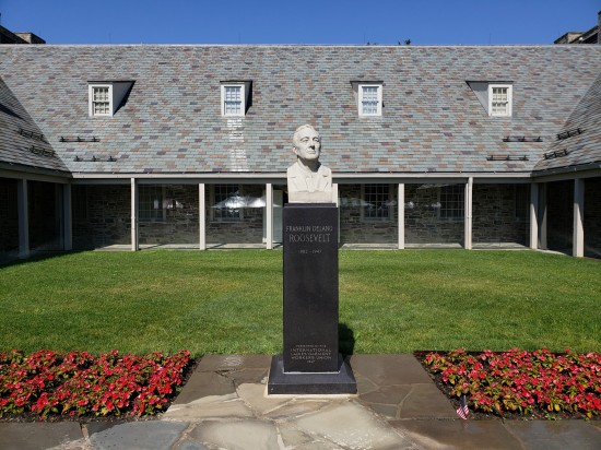 FDR Library & Museum!
